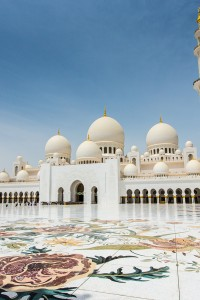 Gran Mezquita Abu Dabi