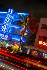 Colony Hotel en Ocean Drive