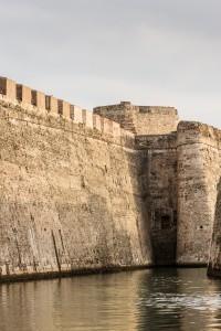 Murallas reales en Ceuta