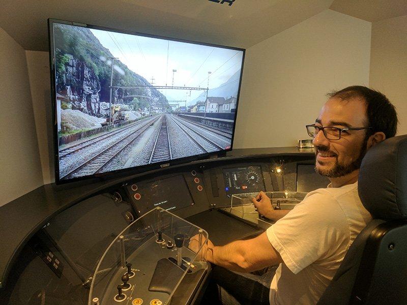 Simulador de Giruno