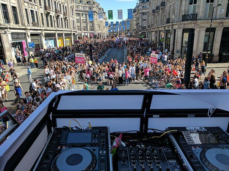 Orgullo en Londres