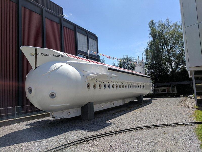 Submarino suiza